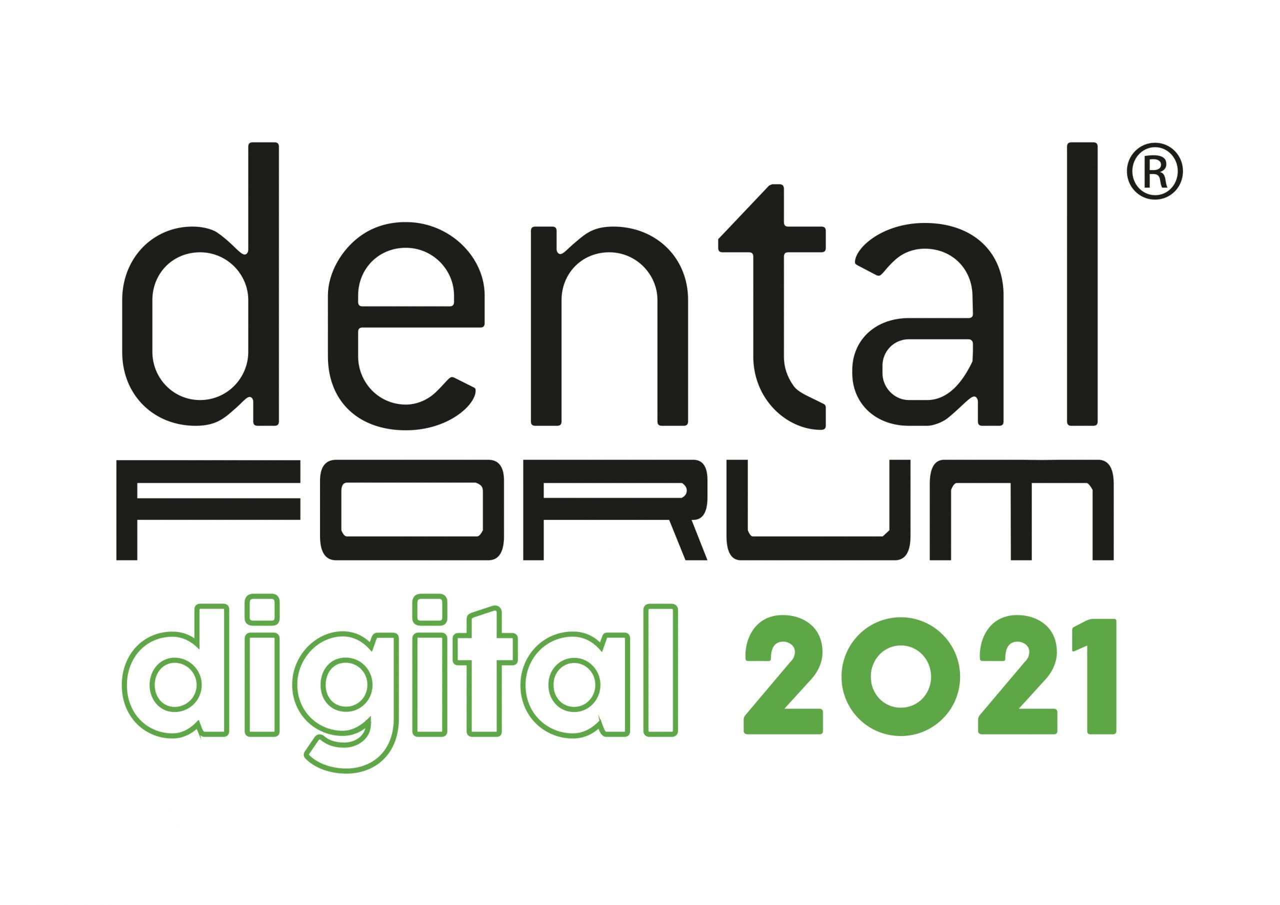 DENTAL FORUM DIGITAL 2021 : une nouvelle experience