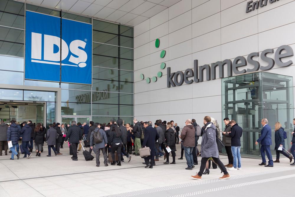 ids, international dental show, colgone, Kölnmesse, technologie dentaire